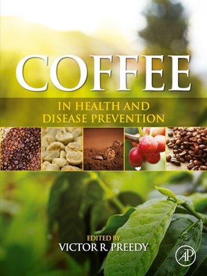 cover image of Coffee in Health and Disease Prevention