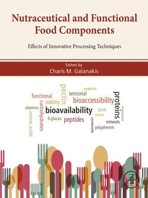 cover image of Nutraceutical and Functional Food Components