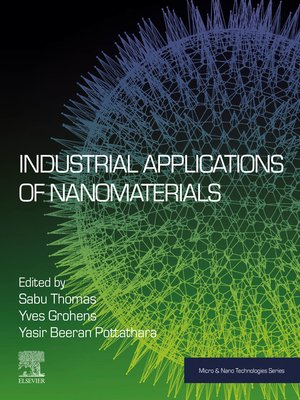 cover image of Industrial Applications of Nanomaterials