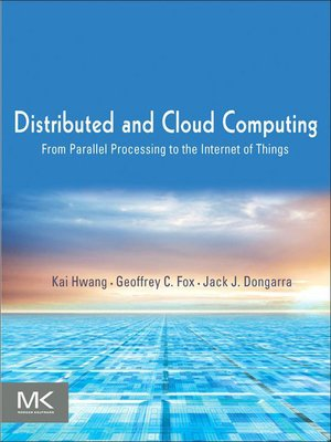 cover image of Distributed and Cloud Computing