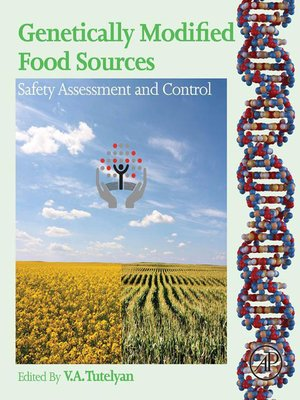 cover image of Genetically Modified Food Sources
