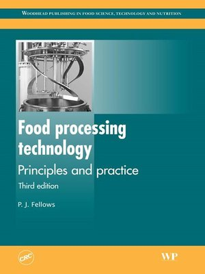 cover image of Food Processing Technology