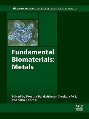 cover image of Fundamental Biomaterials