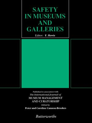 cover image of Safety in Museums and Galleries
