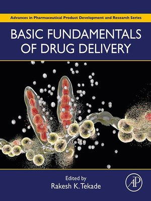 cover image of Basic Fundamentals of Drug Delivery