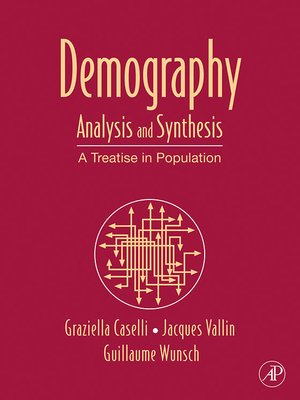 cover image of Demography
