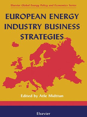 cover image of European Energy Industry Business Strategies