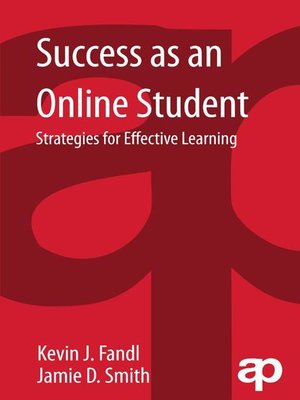 cover image of Success as an Online Student