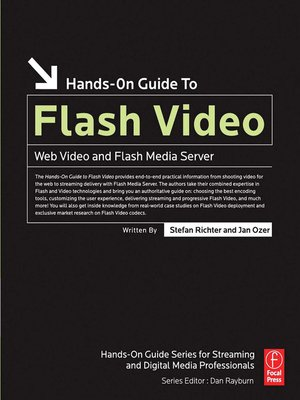 cover image of Hands-On Guide to Flash Video