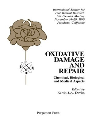 cover image of Oxidative Damage & Repair