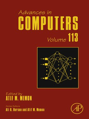 cover image of Advances in Computers