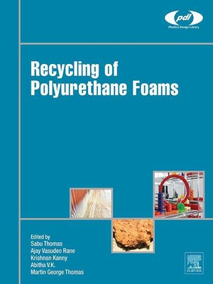 cover image of Recycling of Polyurethane Foams