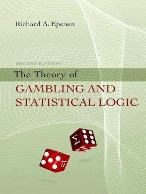 cover image of The Theory of Gambling and Statistical Logic