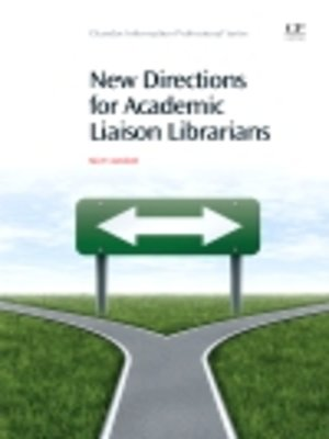 cover image of New Directions for Academic Liaison Librarians