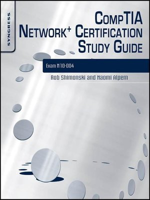 cover image of CompTIA Network+ Certification Study Guide