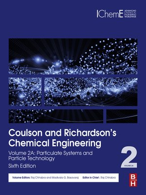 cover image of Coulson and Richardson's Chemical Engineering, Volume 2A