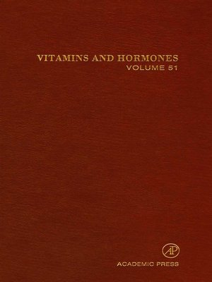 cover image of Vitamins and Hormones