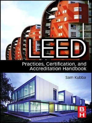 cover image of LEED Practices, Certification, and Accreditation Handbook