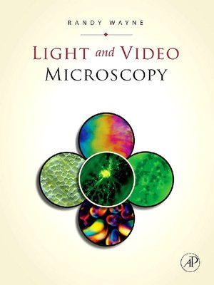 cover image of Light and Video Microscopy