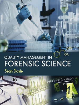 cover image of Quality Management in Forensic Science