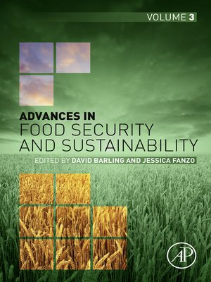 cover image of Advances in Food Security and Sustainability