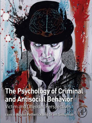 cover image of The Psychology of Criminal and Antisocial Behavior