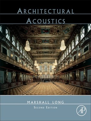 cover image of Architectural Acoustics
