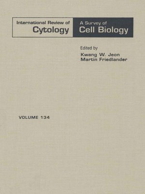 cover image of International Review of Cytology, Volume 134