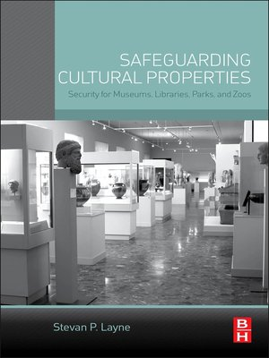 cover image of Safeguarding Cultural Properties