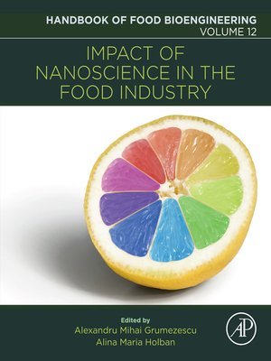 cover image of Handbook of Food Bioengineering, Volume 12