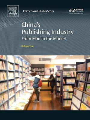cover image of China's Publishing Industry