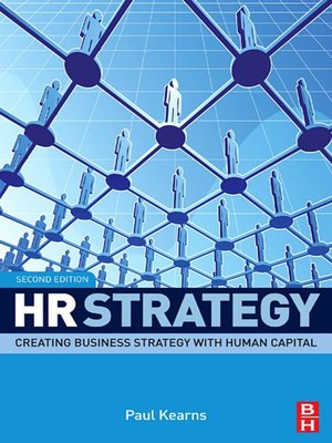 cover image of HR Strategy