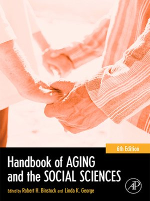 cover image of Handbook of Aging and the Social Sciences