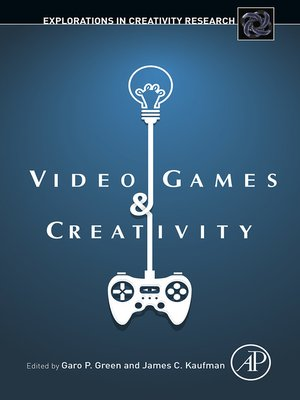 cover image of Video Games and Creativity