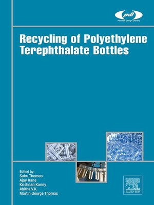 cover image of Recycling of Polyethylene Terephthalate Bottles