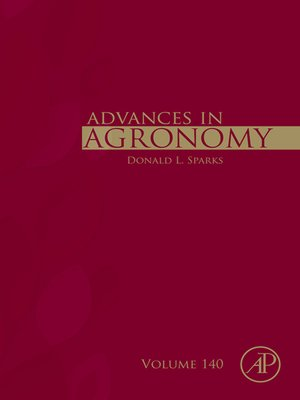 cover image of Advances in Agronomy, Volume 140