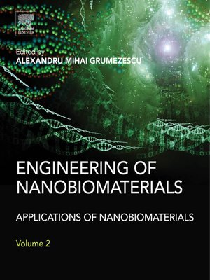 cover image of Engineering of Nanobiomaterials
