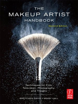 cover image of The Makeup Artist Handbook