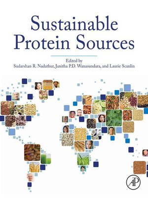 cover image of Sustainable Protein Sources