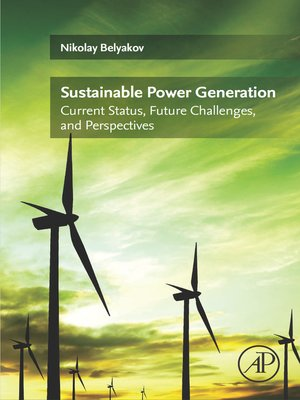 cover image of Sustainable Power Generation