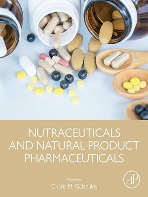 cover image of Nutraceuticals and Natural Product Pharmaceuticals