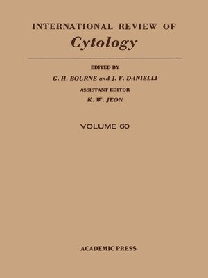 cover image of International Review of Cytology, Volume 60