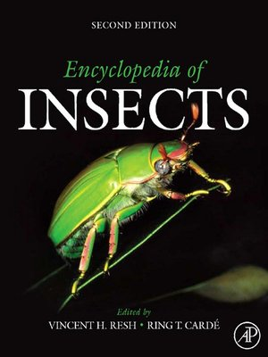 cover image of Encyclopedia of Insects