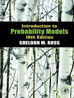 cover image of Introduction to Probability Models