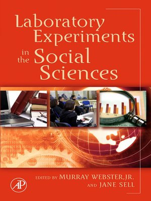 cover image of Laboratory Experiments in the Social Sciences