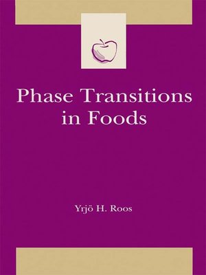 cover image of Phase Transitions in Foods
