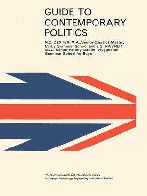 cover image of Guide to Contemporary Politics