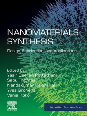 cover image of Nanomaterials Synthesis