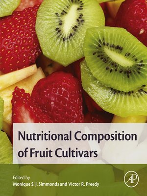 cover image of Nutritional Composition of Fruit Cultivars