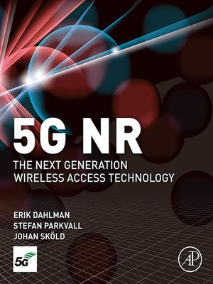 cover image of 5G NR, The Next Generation Wireless Access Technology